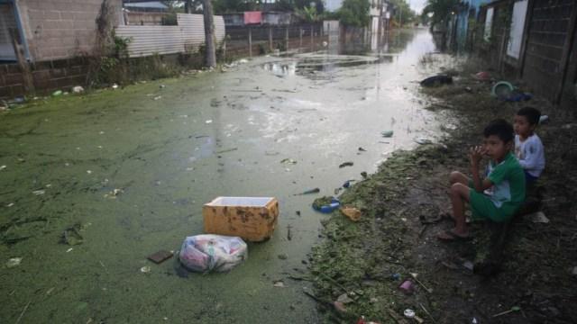 Colonia Gaviotas, en Tabasco, la más afectada por inundaciones del río Grijalva