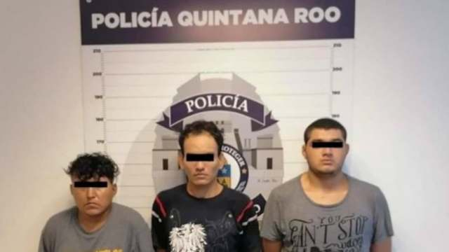 Detiene a tres presuntos involucrados con feminicidio de Alexis en Quintana Roo