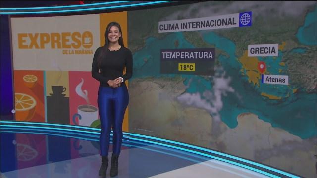 el climaenexpreso internacional del 24 de noviembre del