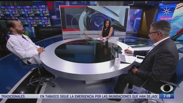entrevista a jose alfredo ochoa moreno director de servicios de salud cdmx para despierta