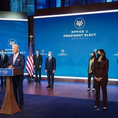 Equipo de comunicación de Biden estará integrado por mujeres únicamente