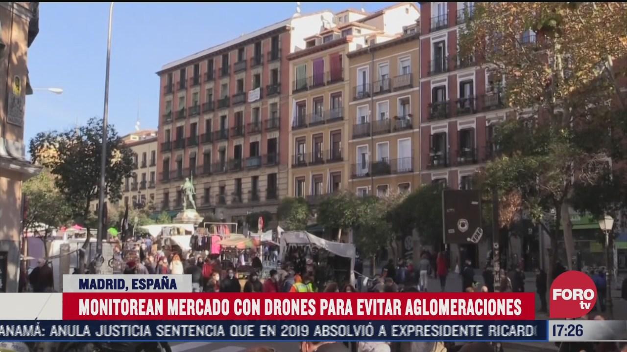 espana reabre historico mercado de pulgas