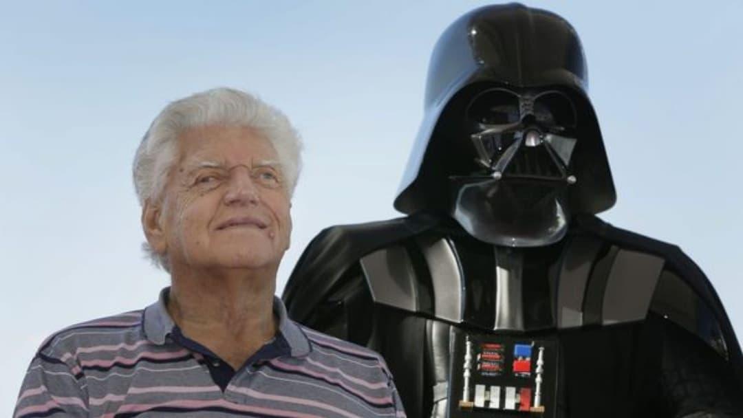 Fallece Dave Prowse, actor que interpretó al original Darth Vader