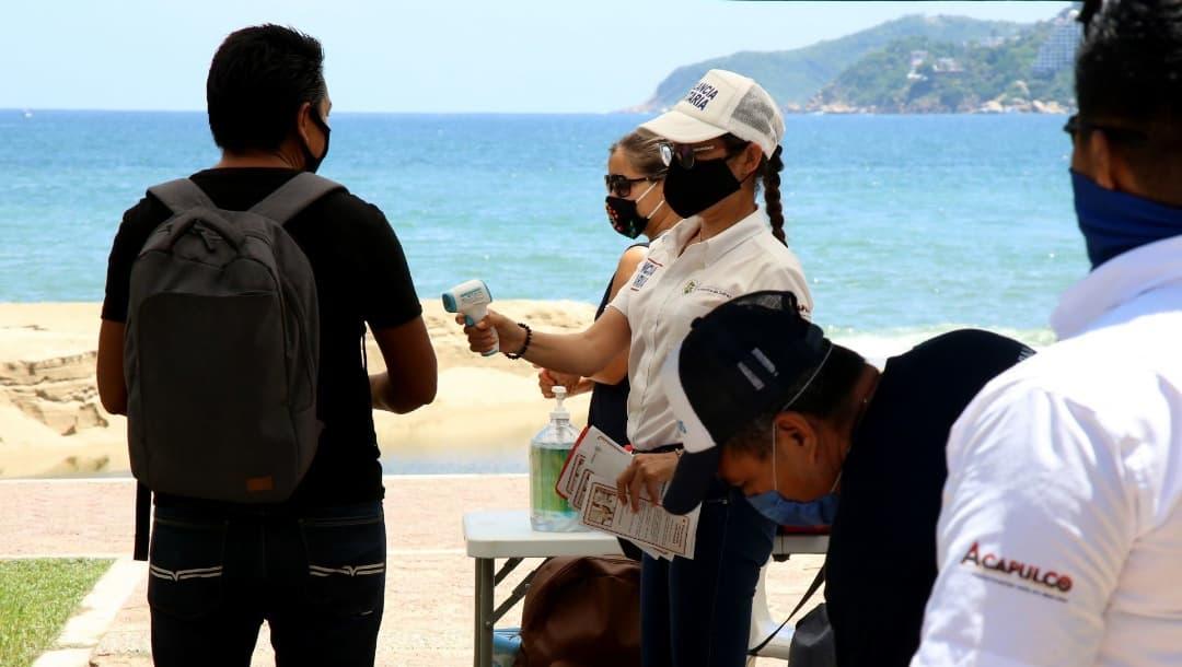 Guerrero busca frenar contagios de COVID-19 e implementa nuevas medidas sanitarias