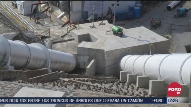 inicia disminucion del suministro de agua en el valle de mexico