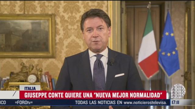 italia pide que cumbre del g 20 inicie una mejor nueva normalidad