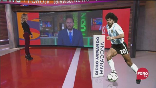 la iglesia mardoniana y la fidelidad que hay por maradona en argentina