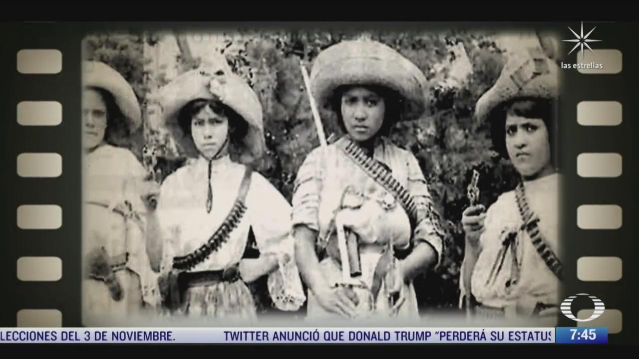 las mujeres de la revolucion mexicana