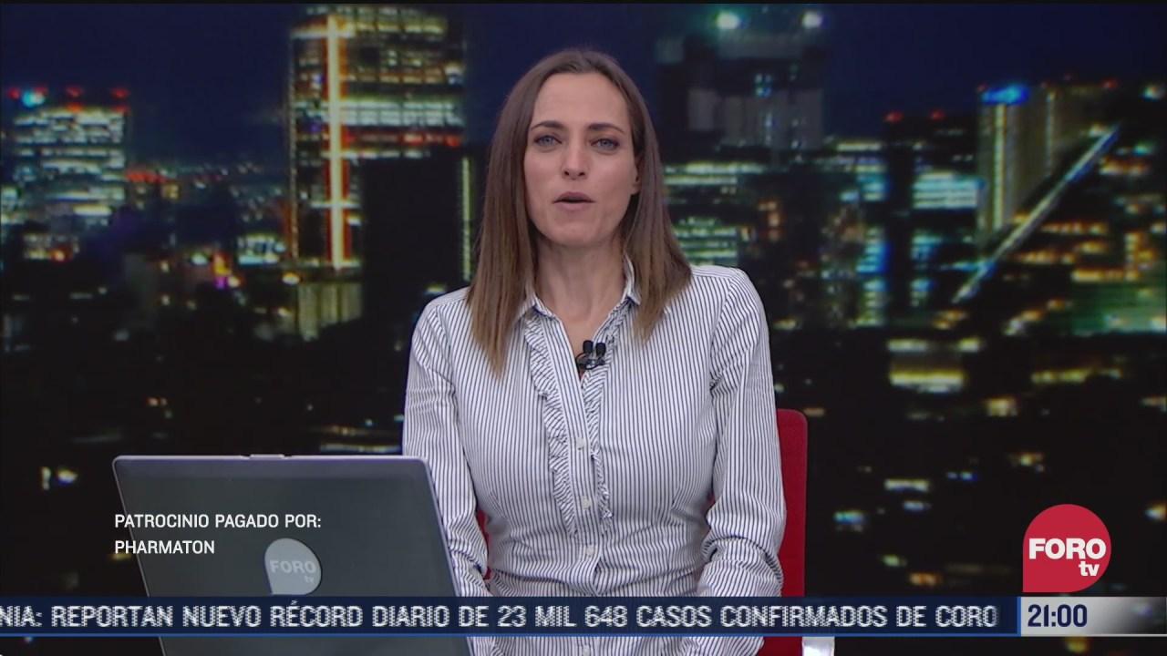 las noticias con ana francisca vega programa del 20 de noviembre de