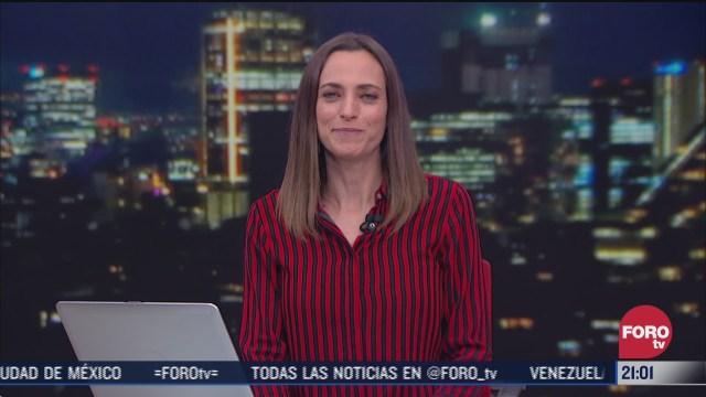 las noticias con ana francisca vega programa del 26 de noviembre de
