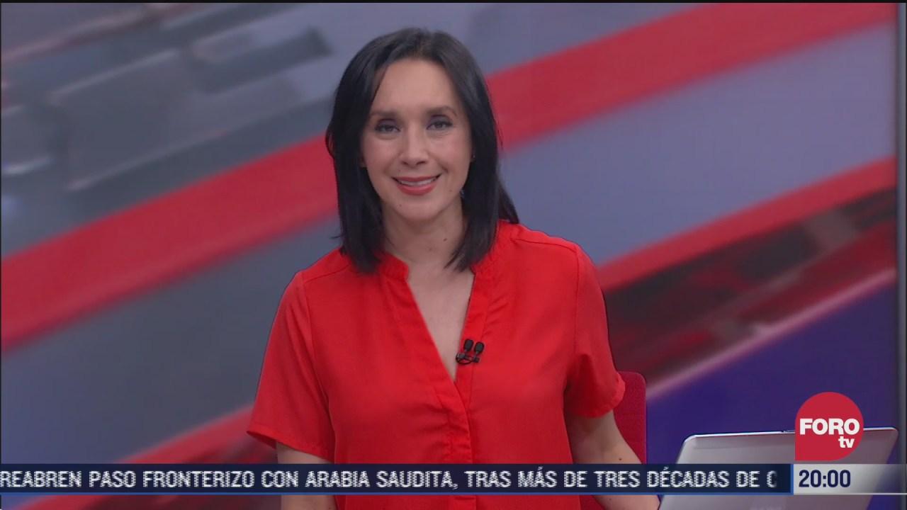 las noticias con karla iberia programa del 18 de noviembre del