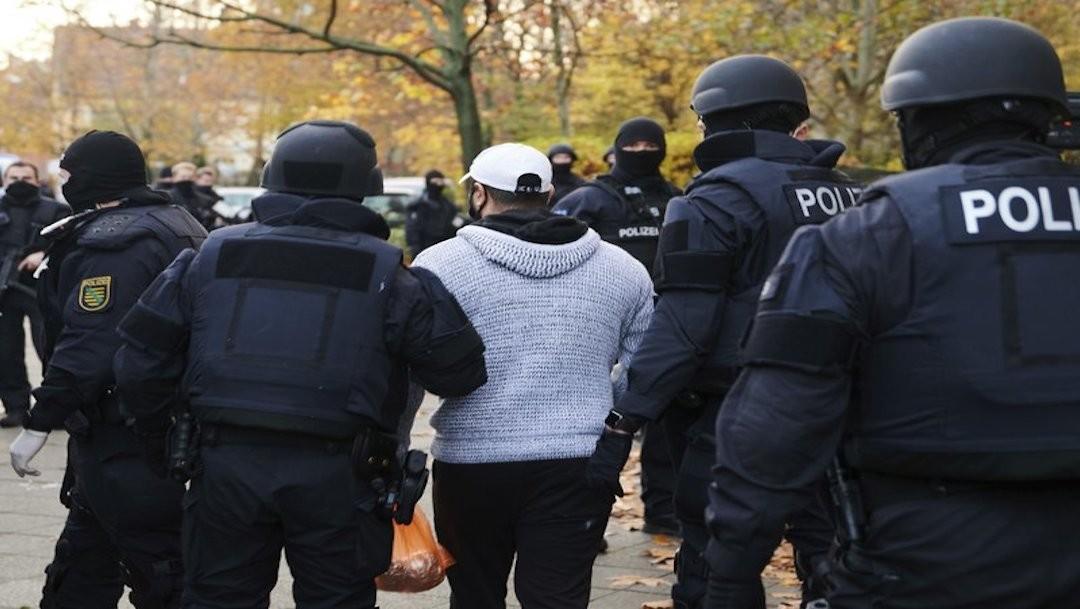 Detienen a tres sospechosos en Berlín por robo en la Bóveda Verde