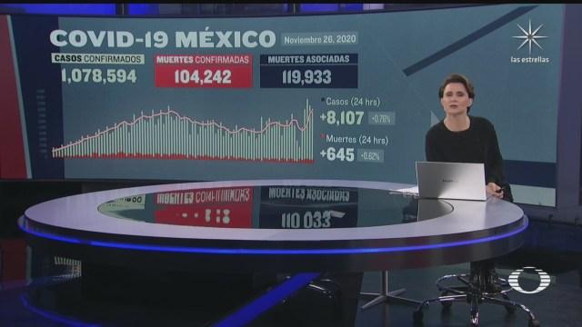 mexico suma 104 mil 242 muertes por covid