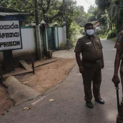 Mueren ocho reos por motín en cárcel de Sri Lanka