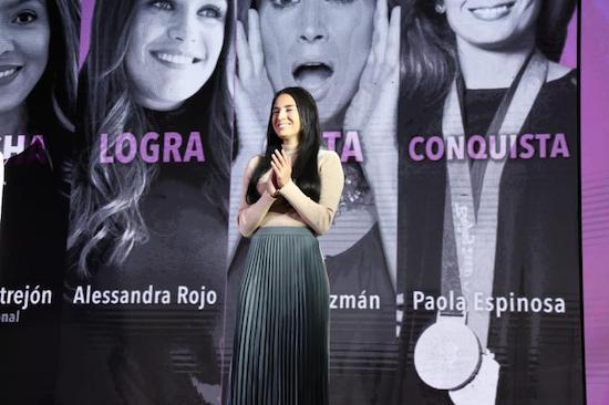 Paola Espinosa Partido Verde Ecologista