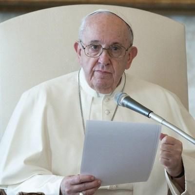 Fotografía del papa Francisco