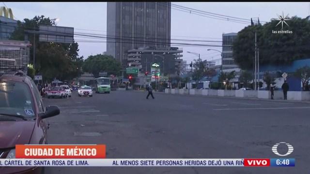 reabren estacion del metro coyoacan tras explosion en subestacion de cfe