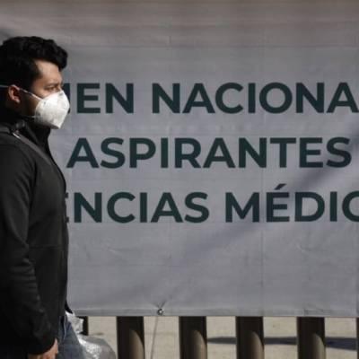 La Secretaría de Salud publicó los resultados del examen de residencias médicas 2020