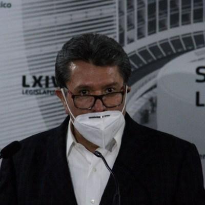 Jucopo coadyuvará con FGR por presuntos sobornos de Lozoya a exlegisladores, anuncia Monreal