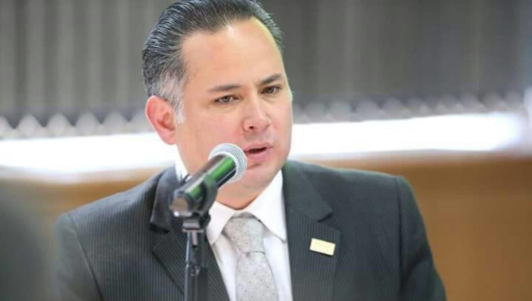 Santiago Nieto celebra decisión del Senado de bloqueo de cuentas