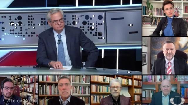 Video: Caso Cienfuegos y política electoral, en Tercer Grado