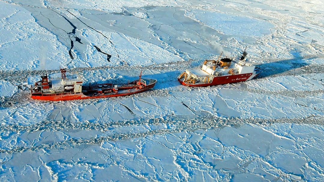 Trump llama a petroleras a licitar para explotar el Ártico antes de que llegue Biden