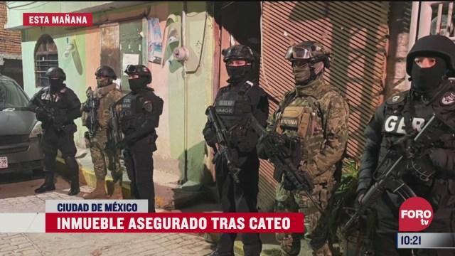 aseguran inmuebles en alcaldia magdalena contreras por el caso de empresario frances asesinado