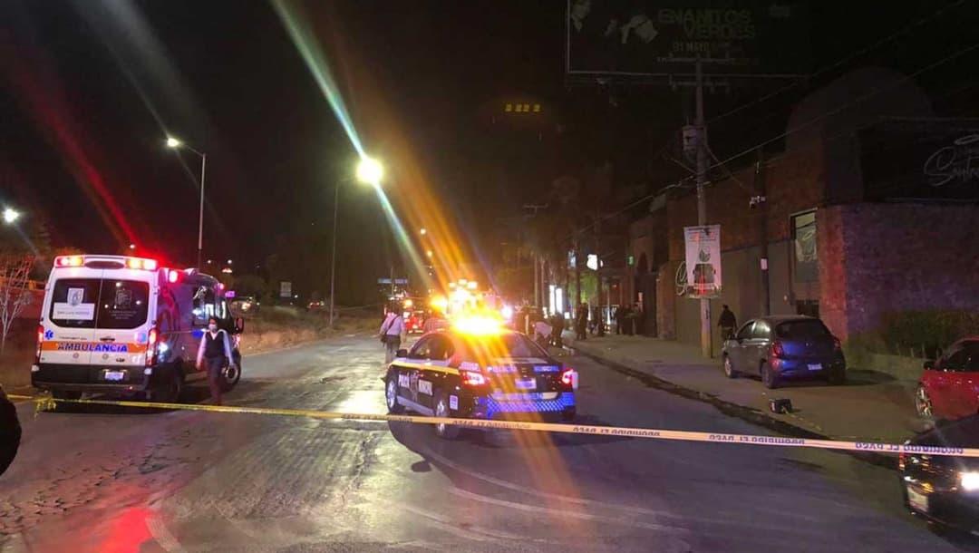Ataques a centros nocturnos dejan cuatro muertos en SLP