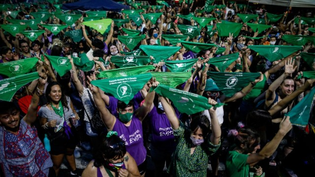 Cámara de Diputados de Argentina aprueba proyecto de ley para legalización del abort