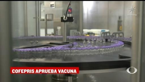 cofepris aprueba uso de la vacuna de pfizer biontech