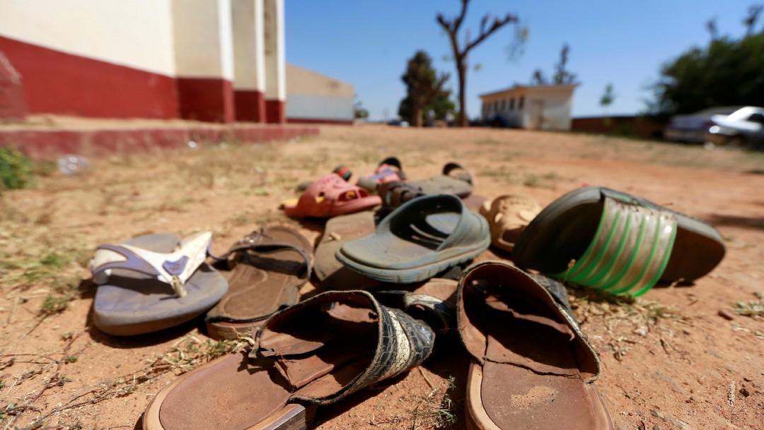 Encuentran a 17 alumnos desaparecidos tras ataque de Boko Haram a escuela en Nigeria