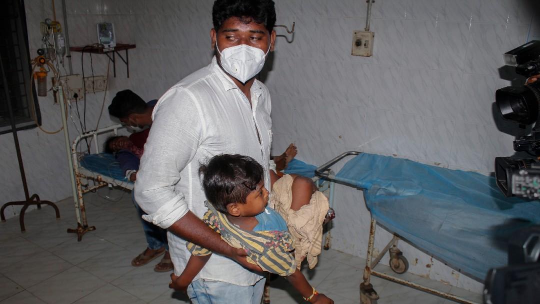 Enfermedad misteriosa desconcierta a expertos en India; suman 500 hospitalizados