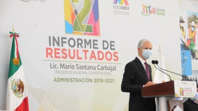 Se recupera economía en Estado de México: Alfredo del Mazo
