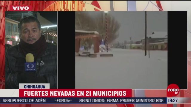 instalan albergues por bajas temperaturas en chihuahua