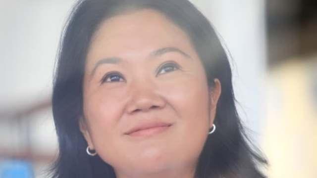 Keiko Fujimori es la primer candidata en solicitar registro para elecciones presidenciales en Perú