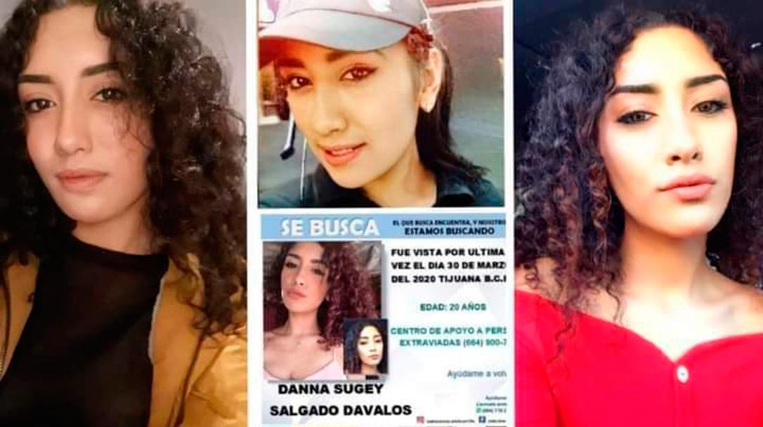 Madre de Danna Sugey encuentra cuerpo de su hija tras llamada anónima