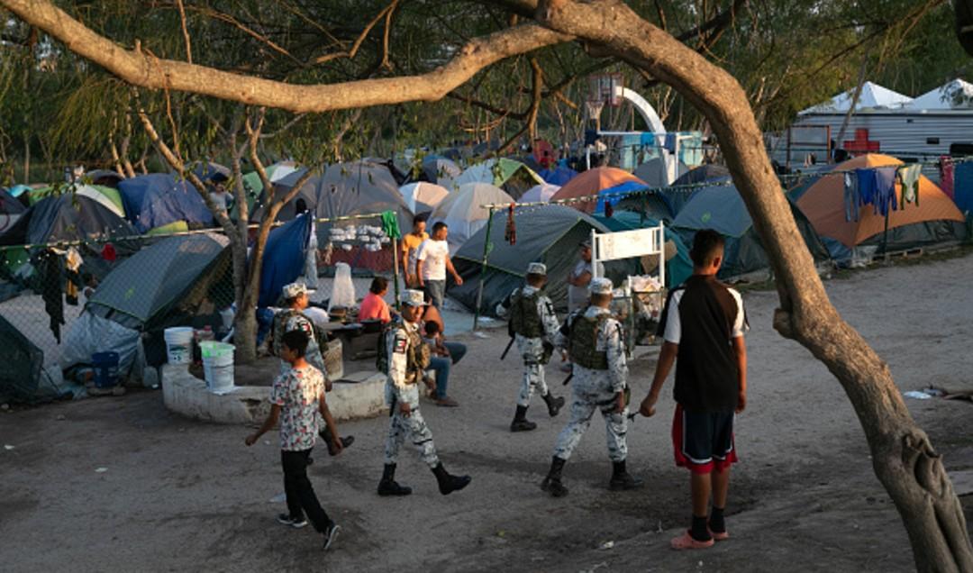 Acnur abre primer albergue solo para refugiados en México (Getty images, archivo)