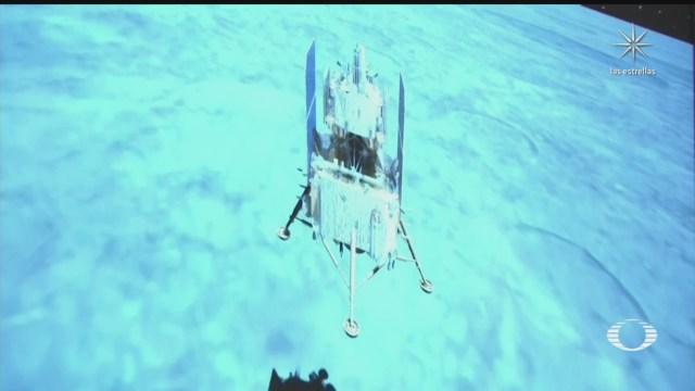 mision change 5 recolecta muestras de la luna