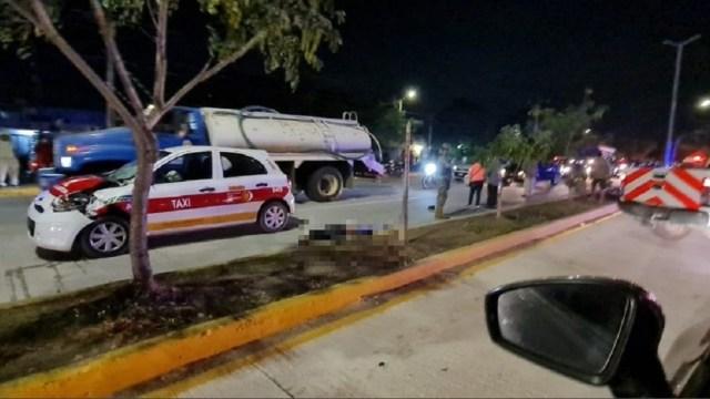 Mueren-madre-e-hija-atropelladas-por-taxista-en-Veracruz