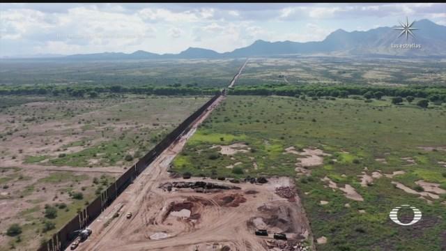 muro fronterizo afecta a la fauna silvestre de la zona