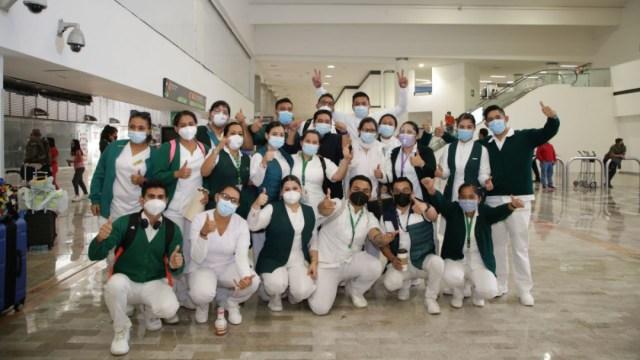 dia de la enfermera y el enfermero 6 de enero