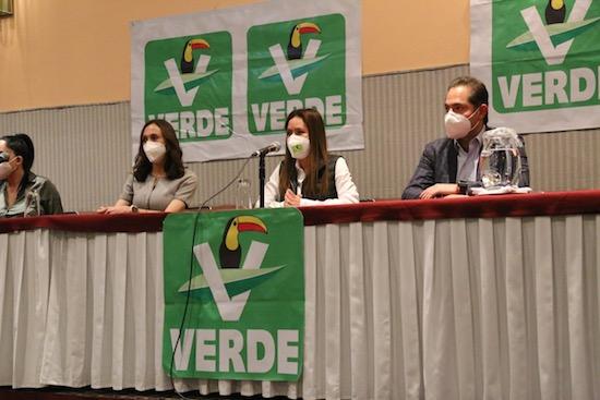 Partido Verde Ecologista México
