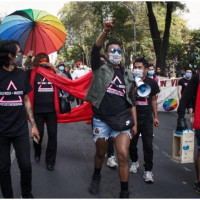 Protest VIH