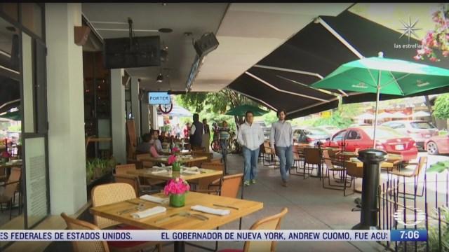 restauranteros de polanco son victimas de extorsion