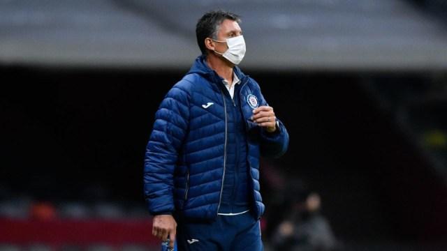 Siboldi renuncia como DT del Cruz Azul, tras eliminación en semifinal