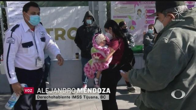 tijuana en riesgo de saturacion hospitalaria por sobredemanda de casos covid