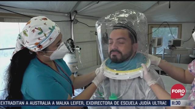 colombia usa novedoso tratamiento para pacientes con covid