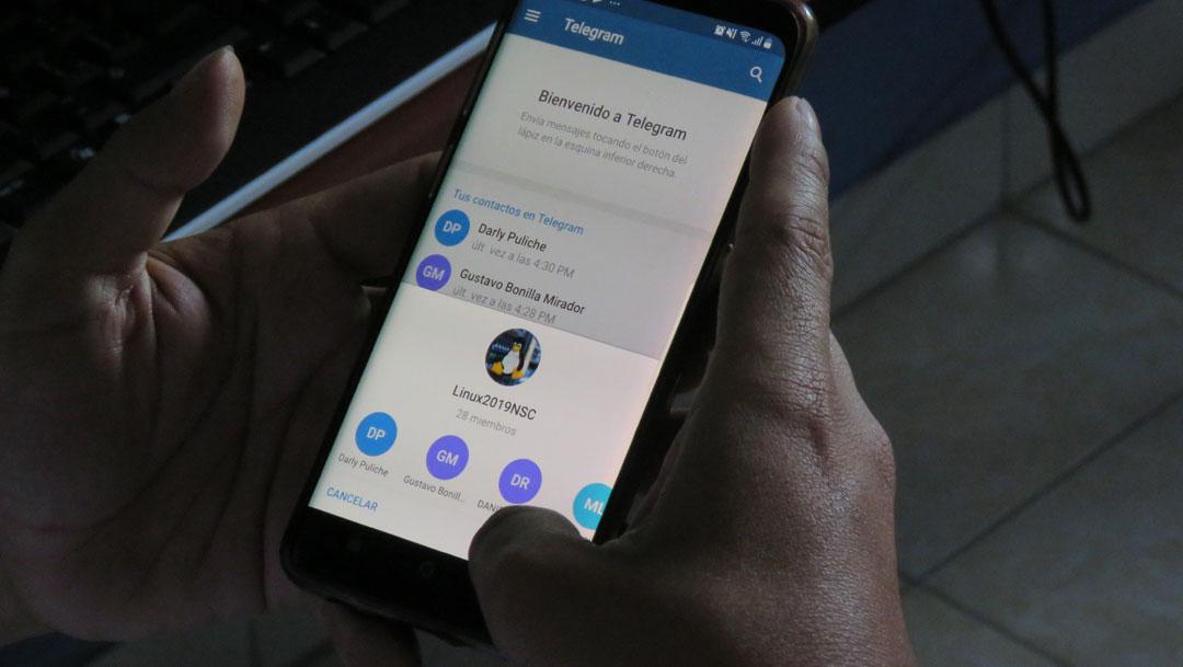Sencillos de trucos de Telegram para cambiar el color y fondo de tus chats