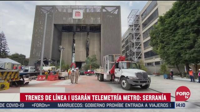 concluye construccion de caseta de subestacion alterna del metro en el complejo delicias
