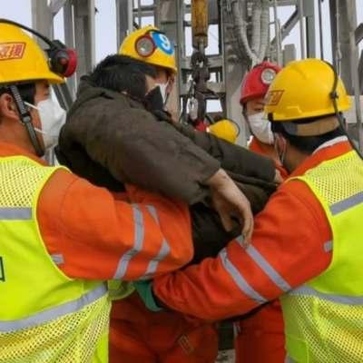 Confirman muerte de 10 de los mineros chinos atrapados